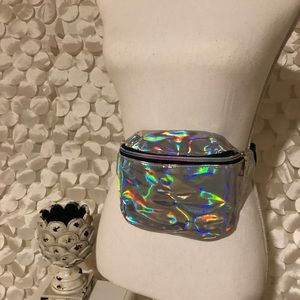 Holographic Fanny Pack Waist Purse